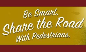 Share the Road with Pedestrians (jpg)